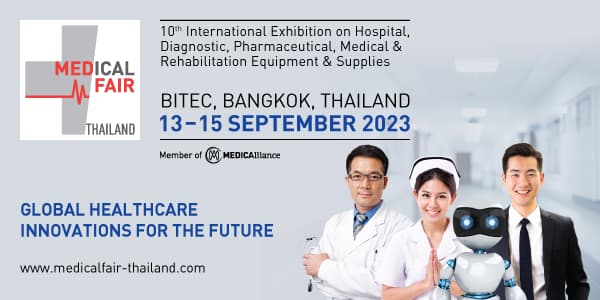 MEDICAL FAIR THAILAND 2021